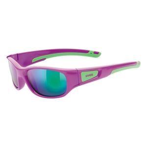Uvex Sportstyle 506 Pink Green (3716) 2018 dětské sluneční brýle