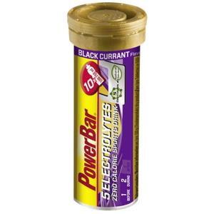 5 Electrolytes od PowerBar 10 tbl. Black Currant