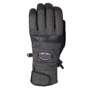 686 Infiloft Recon Glove Black Denim (BLKD) rukavice - L