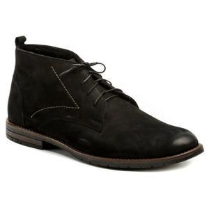 Abil Agda 638a černé pánské zimní boty - EU 45
