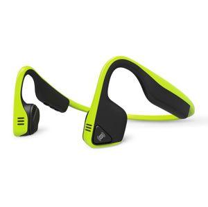 AfterShokz Trekz Titanium Green – bezpečná sluchátka