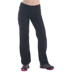 Alpine Pro Piza black 2016 dámské softshell kalhoty POUZE 36 (VÝPRODEJ)