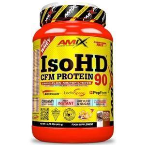 Amix Iso HD 90 CFM Protein 800 g - mocca - čokoláda - káva
