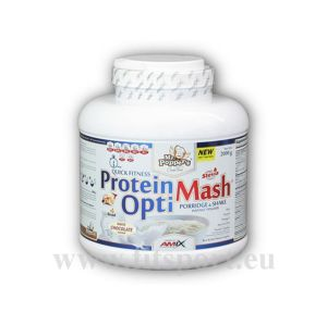 Amix Mr.Poppers Protein OptiMash 2000g - White chocolate