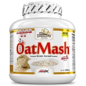 Amix OatMash 2000 g - bílá čokoláda