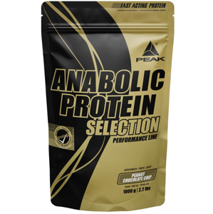 Anabolic Protein Selection - Peak Performance 1000 g  Strawberry