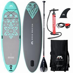 Aqua Marine DHYANA 2019 paddleboard set + pádlo