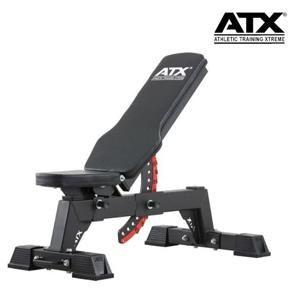 Robustní polohovatelná lavice ATX LINE; Bulls Bench - servis u zákazníka