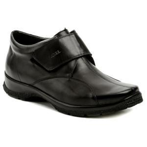 Axel AX4003 černé dámské nadměrné zimní boty šíře H - EU 38
