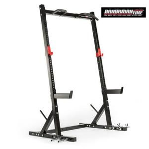 BARBARIAN LINE Heavy Duty Half Rack
