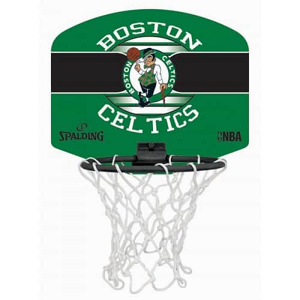 Basketbalový koš NBA MINIBOARD BOSTON CELTICS