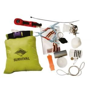 BCB Adventure záchranná sada Survival Essential ve vaku