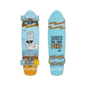blue/orange (BLU/ORG) longboard - 31