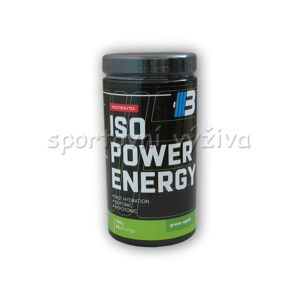 Body Nutrition Iso power energy + elektrolyty 960g - Jablko