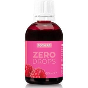 Bodylab Zero Drops 50 ml - banán