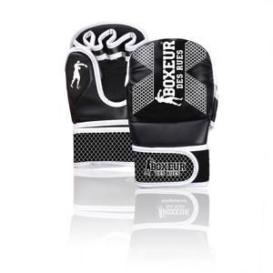 Boxeur BXT-5210, Rukavice pro MMA, černé - vel.S