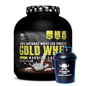 Gold Whey - Warrior Labs 31 g (1 dávka) Milk Chocolate