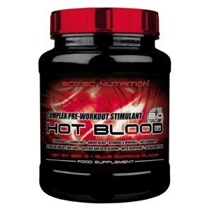 Hot Blood 3.0 - Scitec 820 g Pomarančový džús