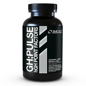 GH: Pulse od Self OmniNutrition 120 kaps.