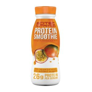 Protein Smoothie - Scitec 330 ml. Mango+Passion Fruit