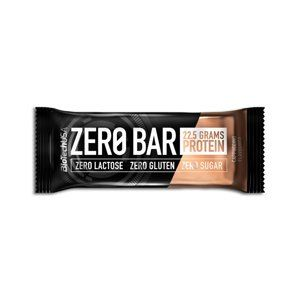 Tyčinka Zero Bar od Biotech USA 50 g Chocolate+Hazelnut