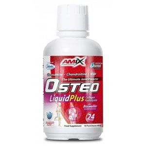 Osteo Liquid Plus - Amix 480 ml. Pineapple