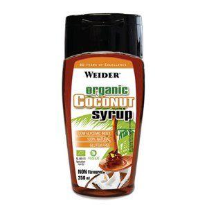 Organic Coconut Syrup od Weider 250 ml.