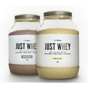 Just Whey - GymBeam 2000 g White Chocolate Coconut