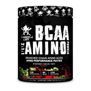 BCAA Amino Powder - Warrior Labs 400 g Forest Fruit