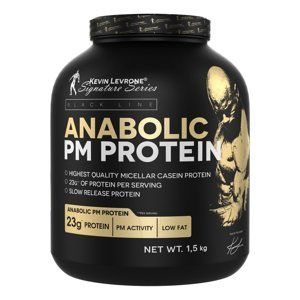 Anabolic PM Protein - Kevin Levrone 1500 g Strawberry