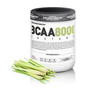 BCAA 8000 - Sizeandsymmetry 300 g Raspberry