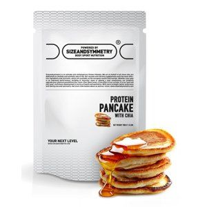 Protein Pancake with Chia - Sizeandsymmetry 700 g Natural
