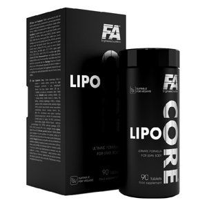 Lipo Core - Fitness Authority 90 tbl.