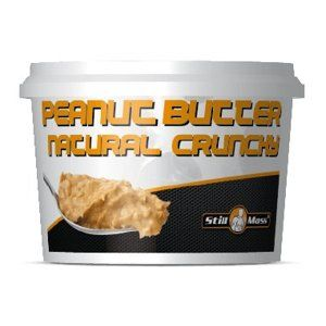 Peanut Butter Natural Crunchy - Still Mass 1000 g Natural Crunchy