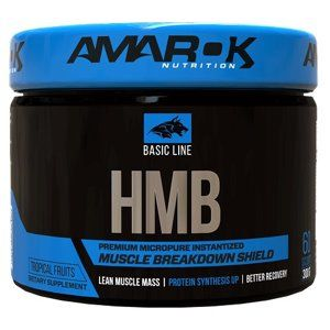 Basic Line HMB - Amarok Nutrition 300 g Tropical