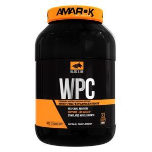 Basic Line WPC - Amarok Nutrition 1000 g Cappuccino