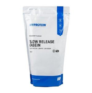 Slow-Release Casein - MyProtein 2500 g Strawberry