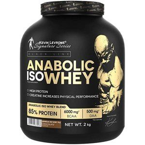 Anabolic Iso Whey - Kevin Levrone 908 g Strawberry