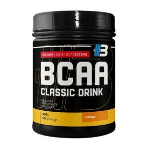 BCAA Classic drink 2: 1: 1 - Body Nutrition 400 g Orange