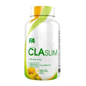 CLA Slim - Fitness Authority 180 softgels