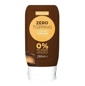 Zero Topping - Bodylab 290 ml. Raspberry