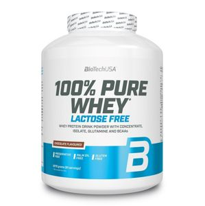 100% Pure Whey Lactose Free - Biotech USA 1000 g Cookies+Cream