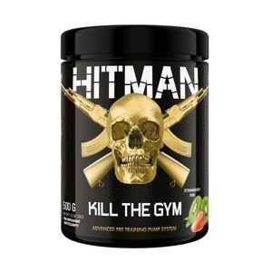 Hitman - Swedish Supplements 500 g Strawberry Kiwi