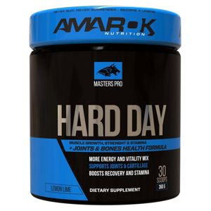 Masters Pro Hard Day - Amarok Nutrition 360 g Lemon Lime