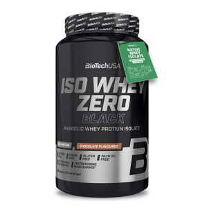 Iso Whey Zero Black - Biotech USA 908 g Chocolate