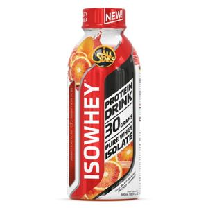 Isowhey Protein Drink - All Stars 500 ml. Blood Orange