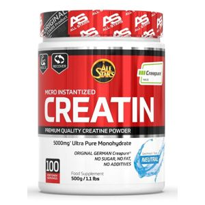 Creatin Micro Instantized Creapure - All Stars 500 g Neutral