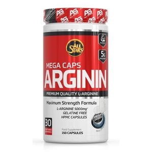 Arginin Mega Caps - All Stars 150 kaps.