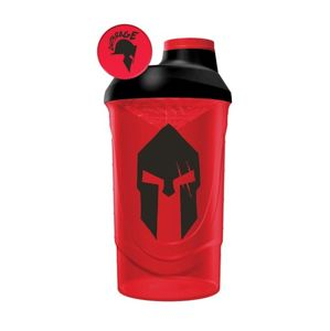 Spartan Shaker Red (Black Mask) - Gods Rage 600 ml.