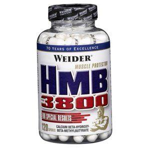 HMB 3800- Weider 120 kaps.